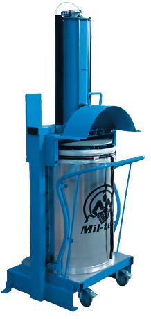 Mil-tek XP200 Small Mixed Waste Compactor